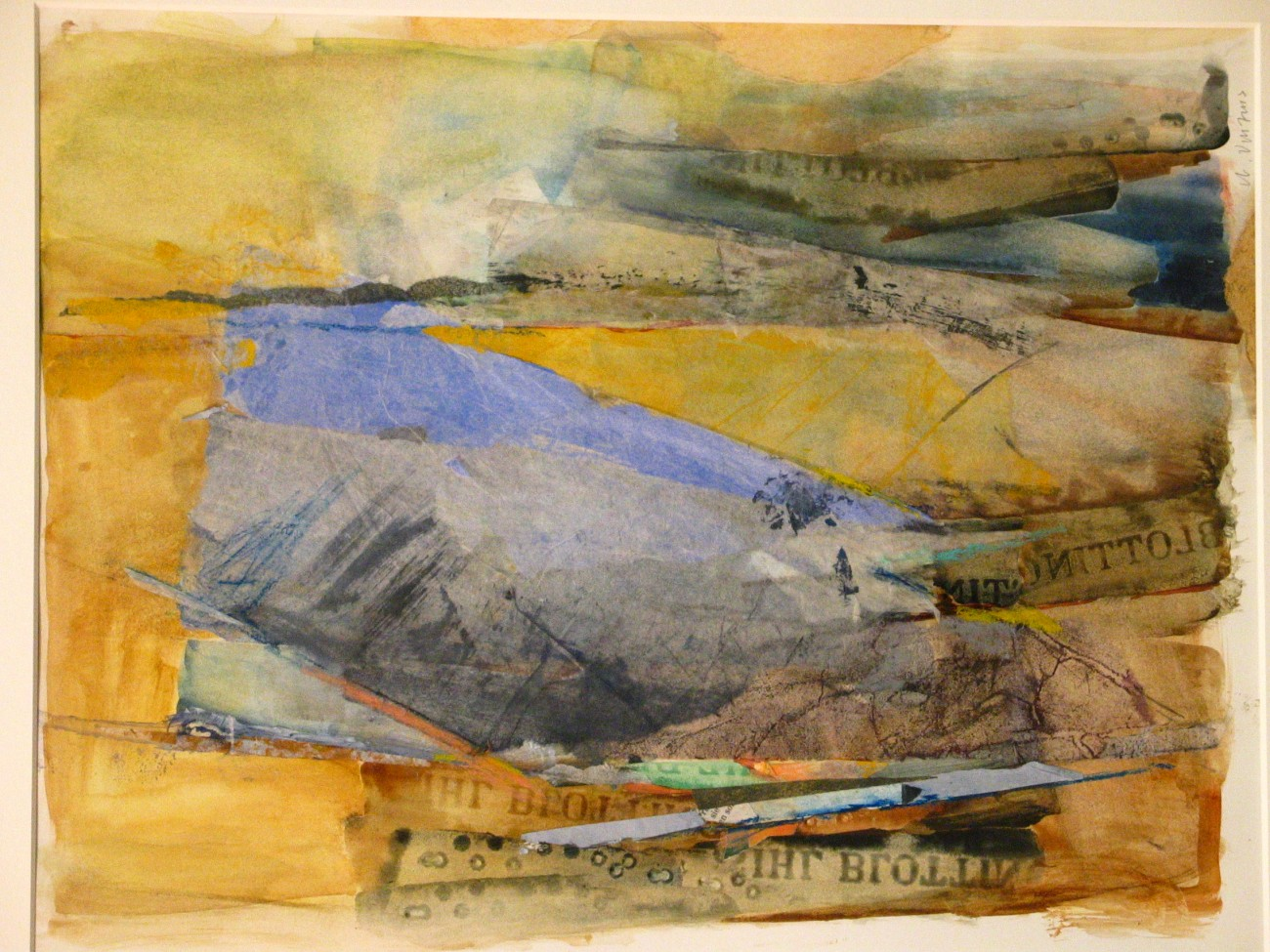 1.3-1987 Ausstellung Ursina Vinzens