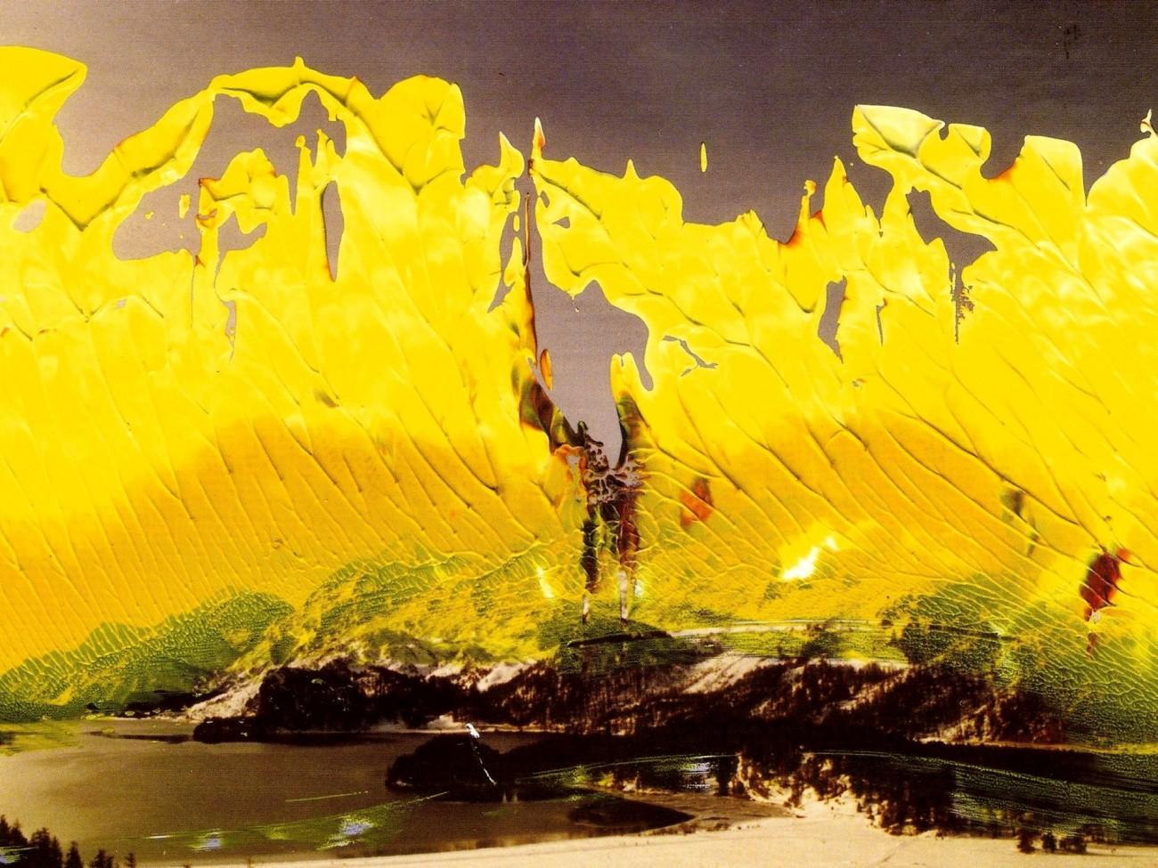 1.3-1992a NH - Ausst Gerhard Richter - Sils