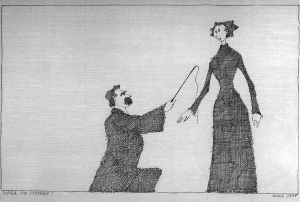 Bild Frauen um Nietzsche - P. Flora
